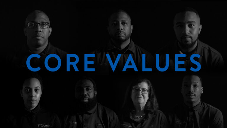Project Pneuma Core Values
