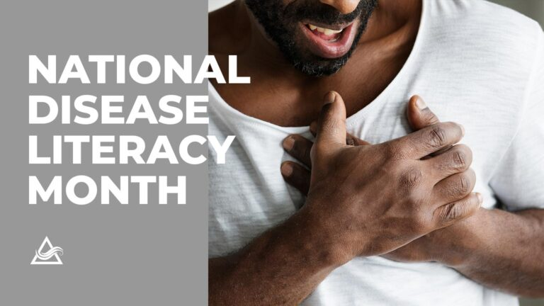 September is National Disease Literacy Month